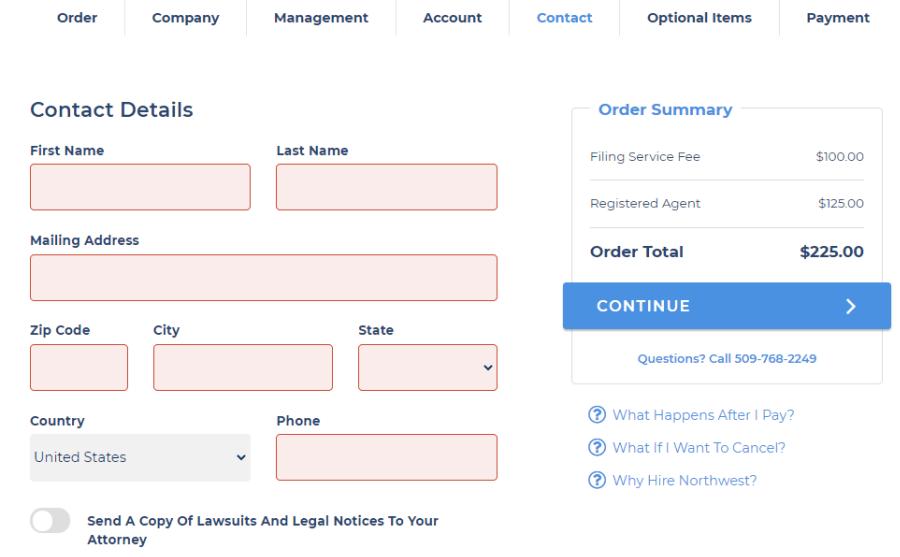 Northwest-Registered-Agents-contact-details