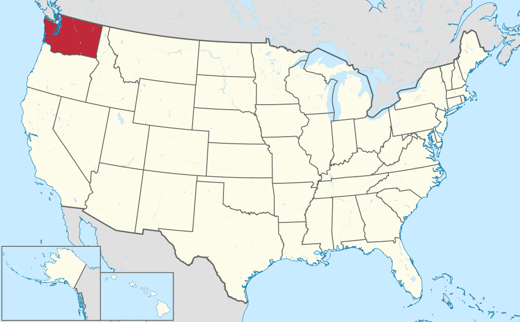 How-to-form-an-LLC-in-Washington-United-States-Map