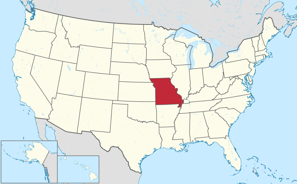 How to Form an LLC in Missouri - United States Map