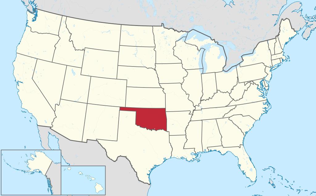 Oklahoma-in-United-States