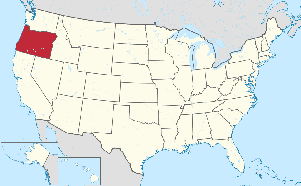 How to Form an LLC in Oregon - United-States Map