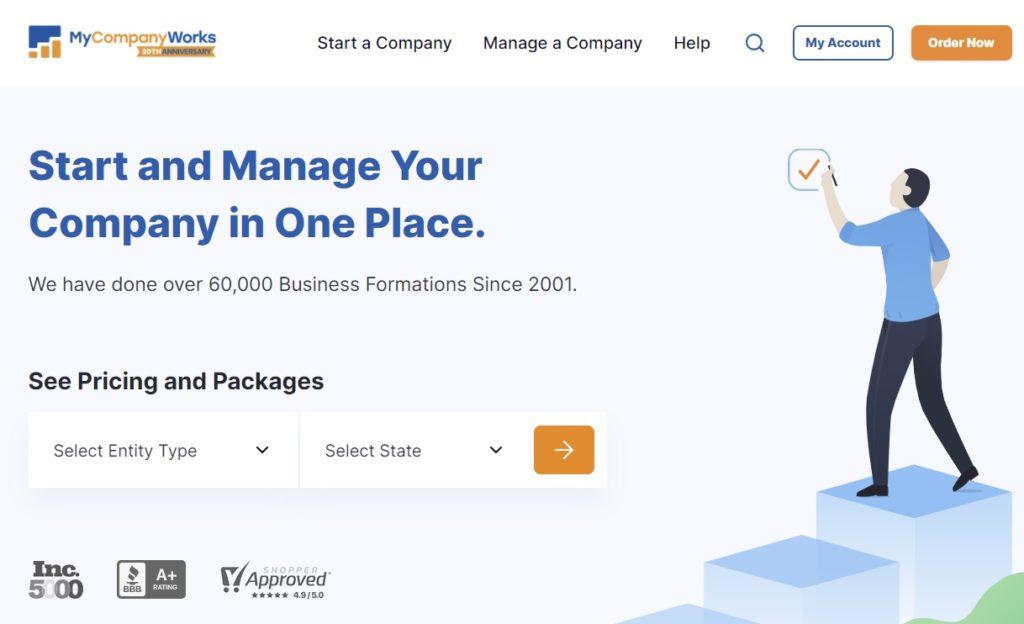 mycompanyworks-llc-website